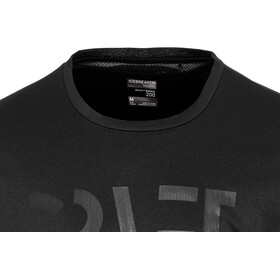 Craft Eaze Mesh T-shirt Heren, black